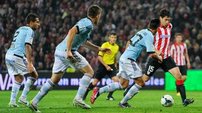 Athletic Club vs Celta Vigo en vivo