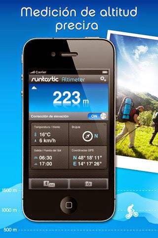 Altimetro Pro para android