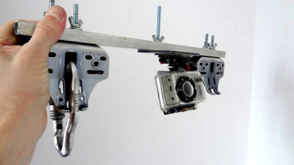 Gopro Cable Cam : Diy cable cam for gopro cameras and dslrs made with
