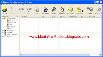 Internet Download Manager 6.11 beta full version