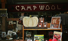 Camp Wool * New Shop & Web