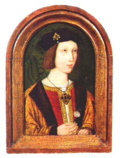 April 2nd, 1502: The Death of Arthur Tudor, Prince of Wales