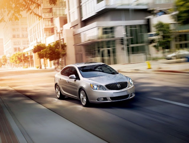 2016 Buick Verano Changes and Redesign