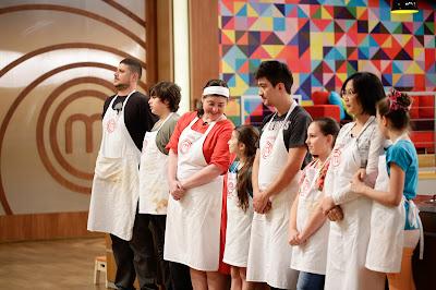 As duplas de cozinheiros na semifinal do MasterChef Júnior - Divulgação/Band