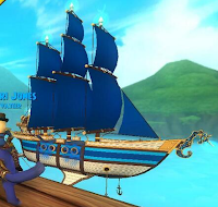 Pirate101 Exclusive Unknown Ship