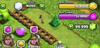 Clash of Clans Elixir Generator