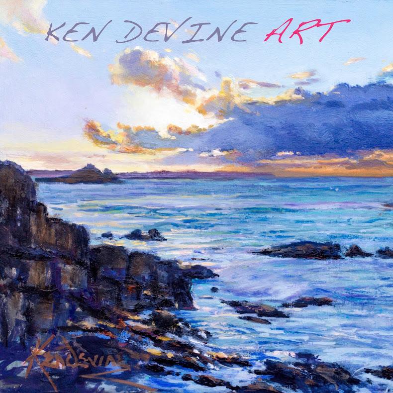 ken devine paintings