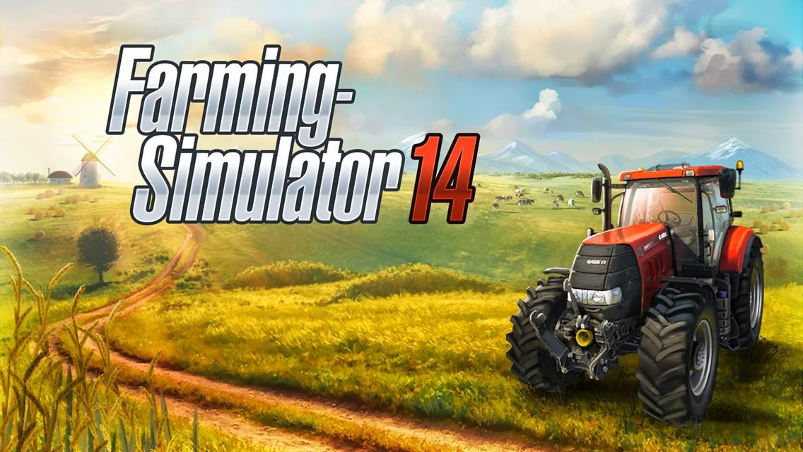 Farming Simulator 14 v1.1.2 [Mod Money]