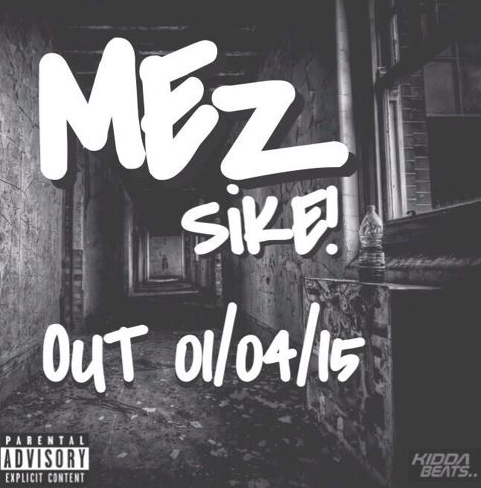 Mez - Sike Cover
