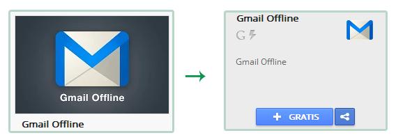 Membuka akun gmail secara offline