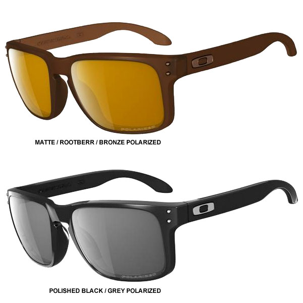 Oakley Gray Polarized Lens