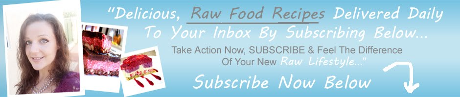 Raw Recipes with Raw Dessert Recipes and Raw Chocolate Recipes