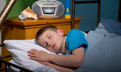 REMEDIES FOR INSOMNIA IN KIDS