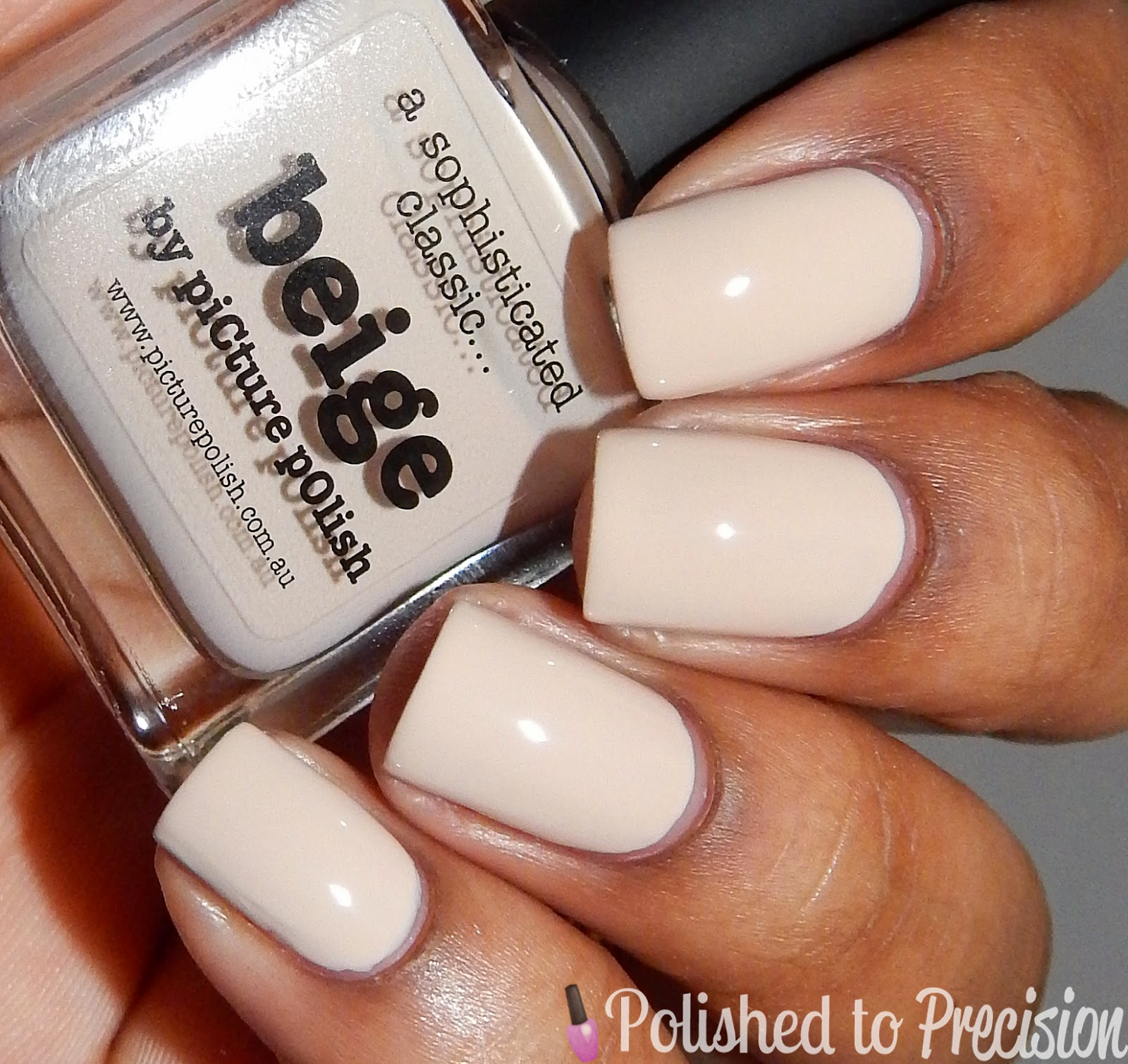 Picture Polish Beige