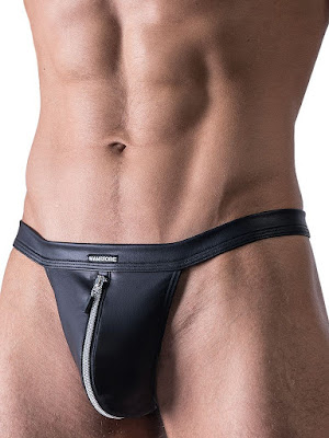 Manstore Zipped String M515 Underwear Gayrado