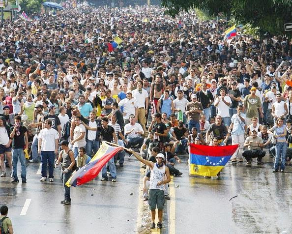 conciencia despierta venezuela