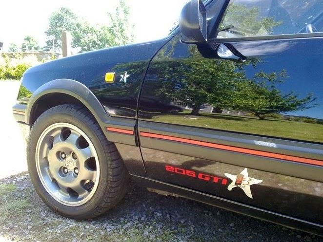 "Un 205 exclusivo de verdad!!!: ""Peugeot 205 GTI 1FM"" 4"