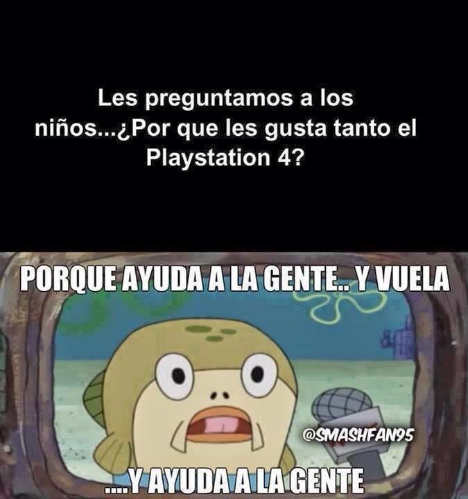 Por qué te gusta el PS4