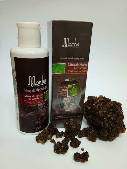Minyak Morhabshi (NOT140604520K)