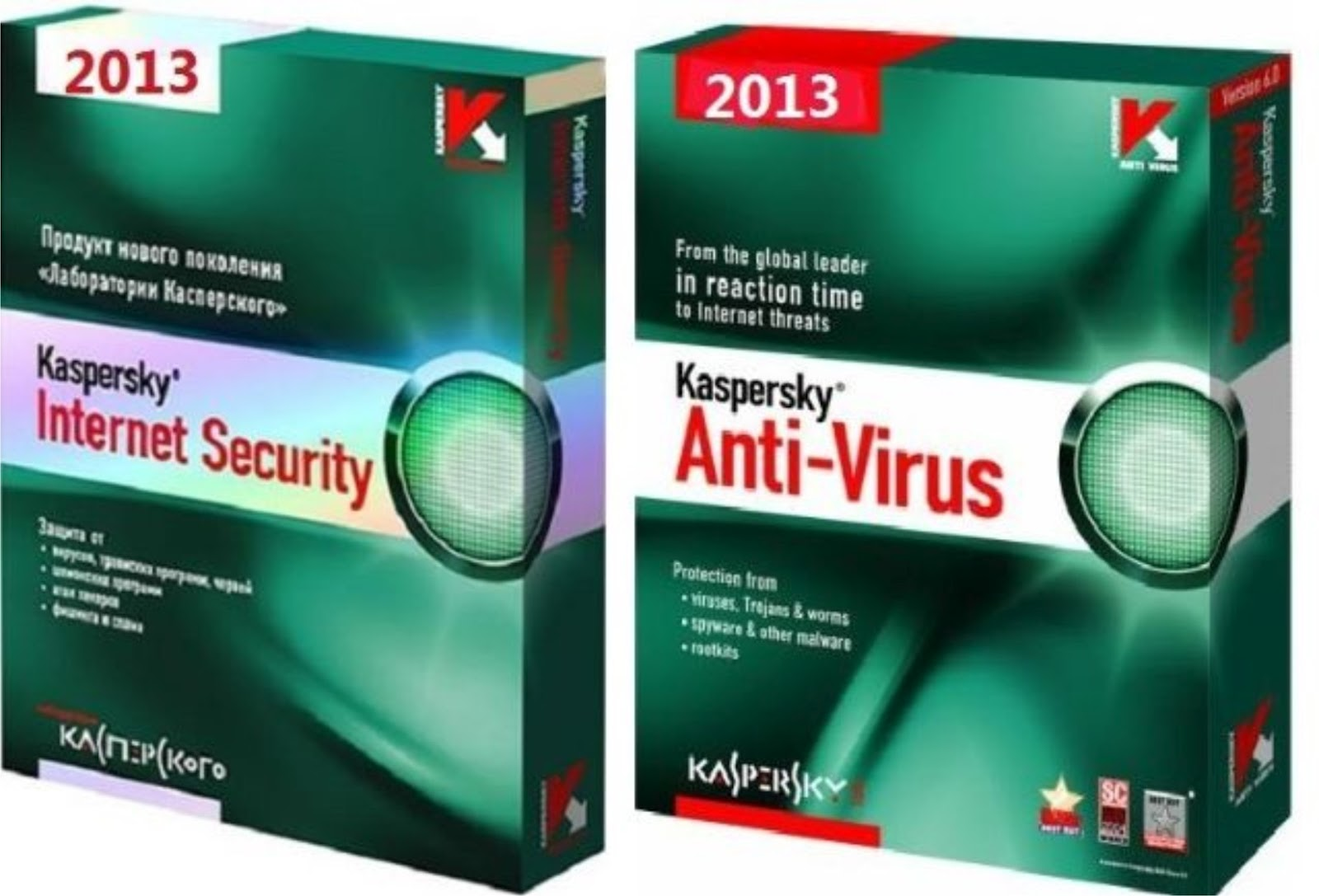 Download Kaspersky Anti-Virus 2013 13.0.1.4190 Final - PC Software