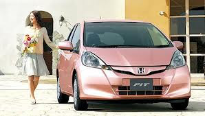 Honda Fit She's