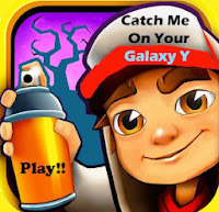 Subway Surfers For Samsung Galaxy Y S5360 | Smoothly Play