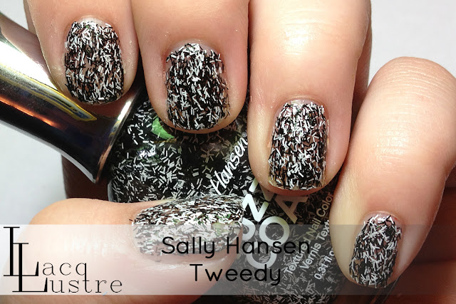 Sally Hansen Tweedy swatch