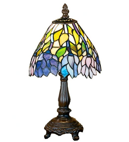 tiffany stained glass lamp a expensive style and a designer brand. Black Bedroom Furniture Sets. Home Design Ideas