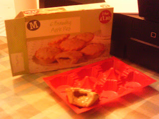 Morrisons Bramley Apple Pies