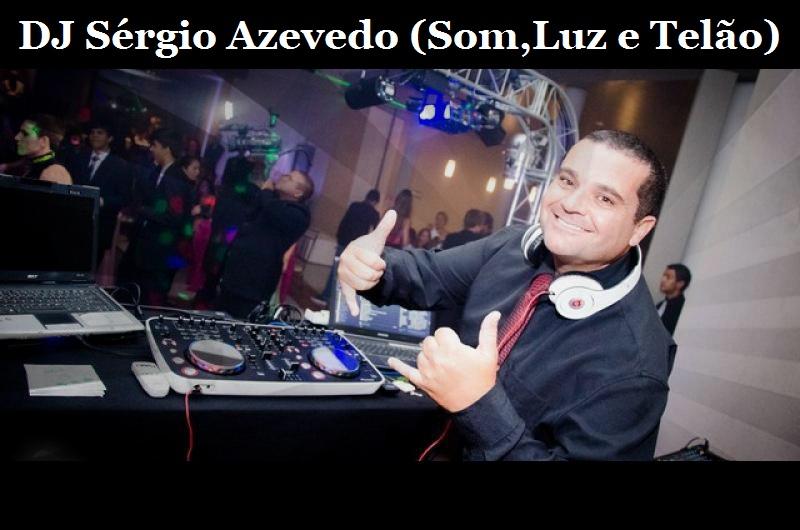 Sérgio Azevedo sonorização de eventos