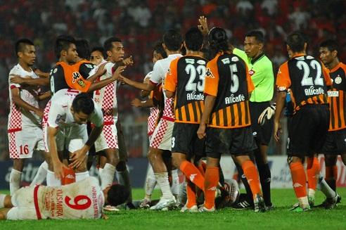 Keputusan terkini Kelantan vs Felda United Liga Super 7 Mei 2013