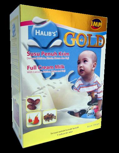 Susu Halib's Gold - Yakini Halib's Gold
