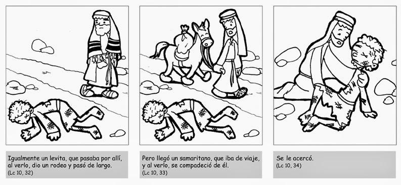 Recursos para mi clase: EL BUEN SAMARITANO (IMÁGENES)