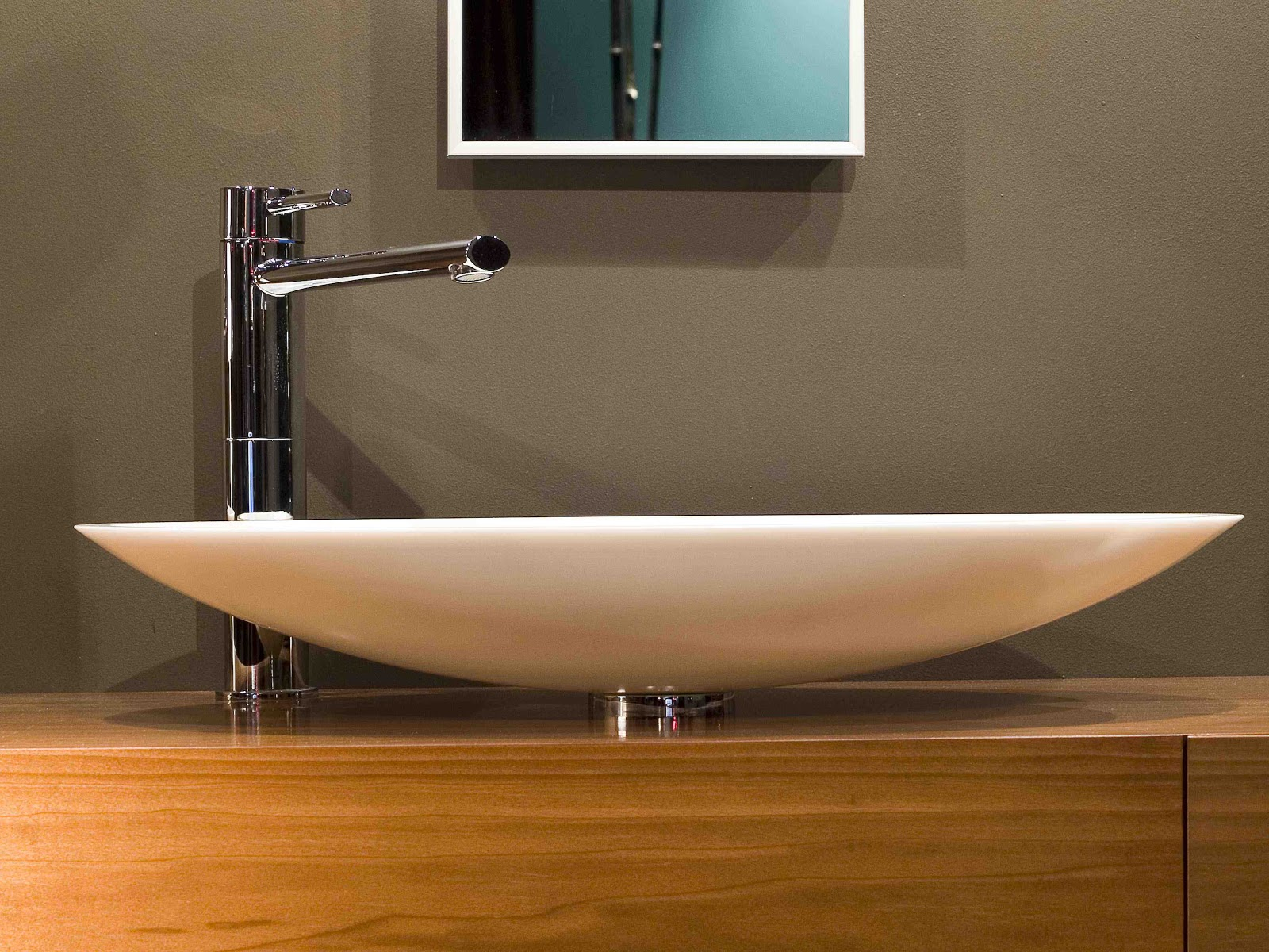 Minosa: The Ovo washbasin by Minosa