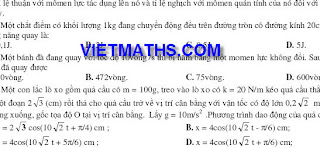 7 de thi thu dai hoc mon ly nam 2012 co dap an