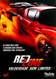 Download Redline Velocidade sem Limites RMVB Dublado