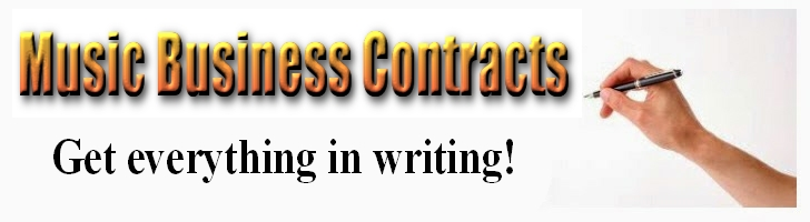 Music Business Contracts