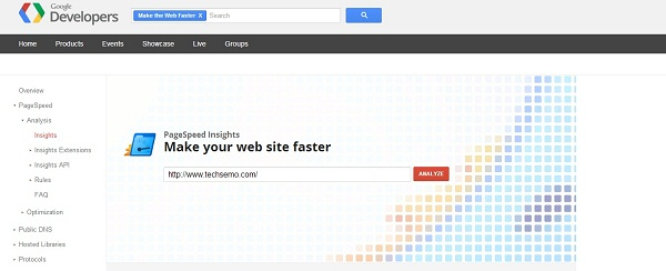 Google's Page Speed