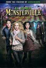 Monsterville The Cabinet of Souls (2015) DVDRip Latino