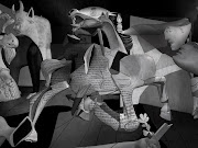 Pablo Picasso's Guernica happens to be one of my favorite paintings