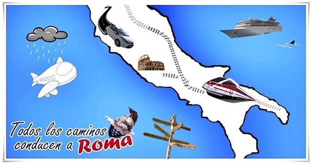 Viajar-llegar-a-Roma