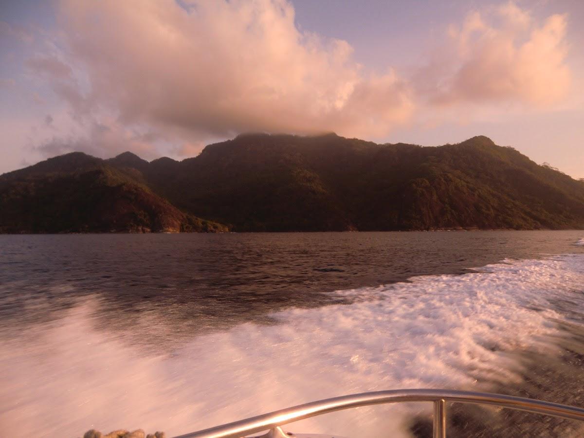 Silhoette-Island