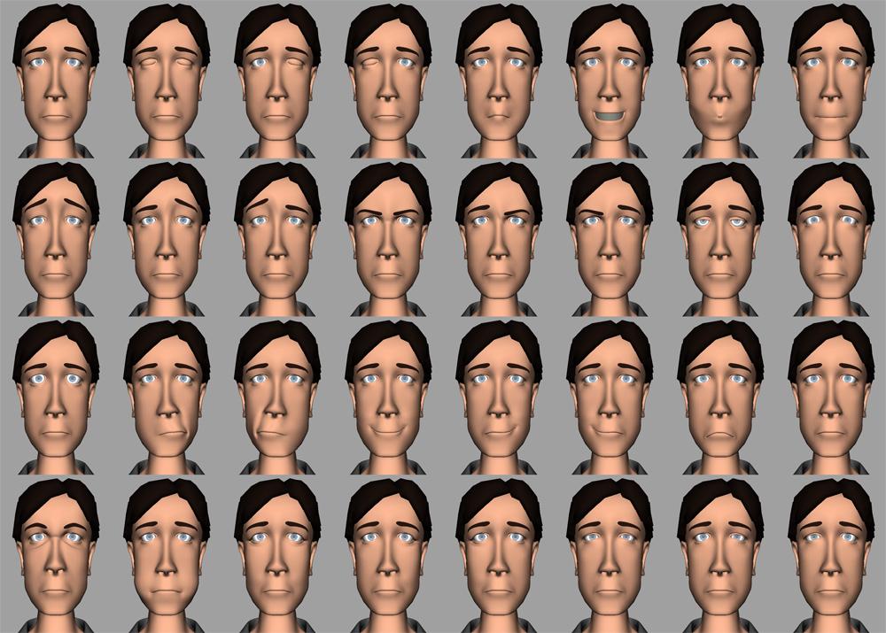 adam thomson animation  blendshapes