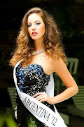 Josefina Herrero has been crowned Miss Mundo Argentina 2012, .