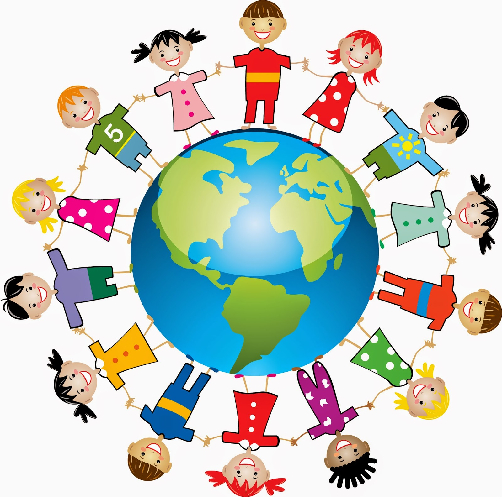 Happy Earth Clipart Black And White Day Clip