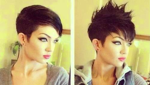 Hairstyles for Girls Short Hair