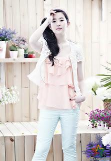 Chinese beauty actress Liu Yifei