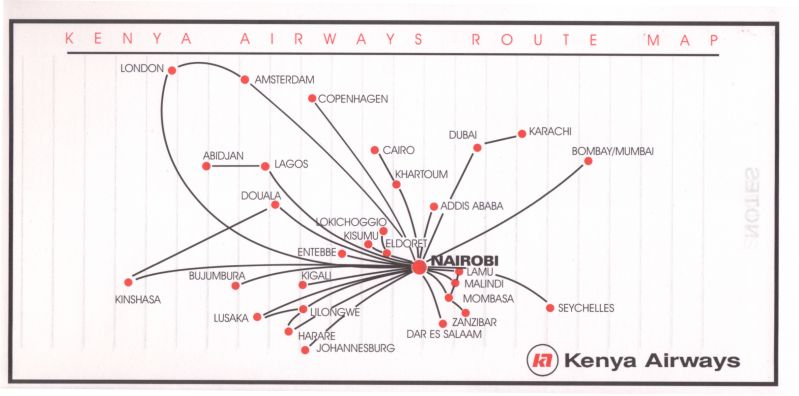 Image Result For Route Map Us Airways