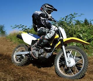2009 Suzuki DR-Z125