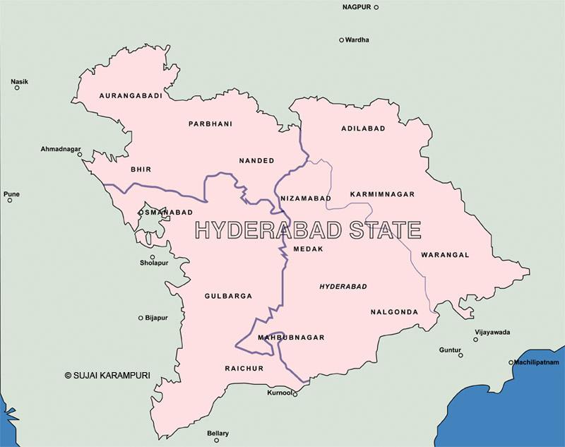 Telangana Misconceptions !: Top 10 Misconceptions of Telangana ...